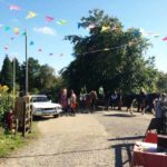 Craft fair at Horam Manor farm