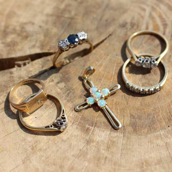 Family jewellery to be recycled